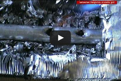 Lutowanie aluminium za pomocą spoiwa Alu 8000, Alu 8000-2